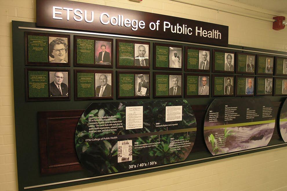 ETSU announces Ethan S. Bain  Environmental Health Foundation Scholarship